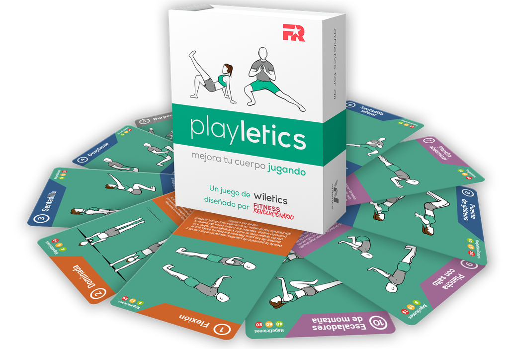 Cartas Playletics